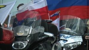 Polscy i Rosyjscy motocykliści oddali hołd poległym