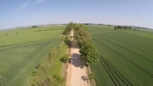 Trwa przebudowa drogi do Nowej Pasłęki