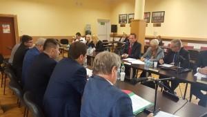 XIX sesja Rady Powiatu Braniewskiego