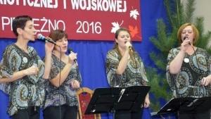 XXI Festiwal Pieśni Patriotycznej i Wojskowej w Pieniężnie - finał