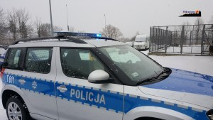 Skoda Yeti rozpoczęła służbę w braniewskiej policji
