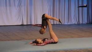 Akrobatyka i taniec. Dzieci zachwyciły publiczność