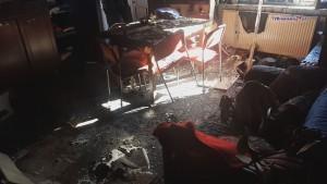 Ogień pozbawił ich dachu nad głową. Pomóżmy pogorzelcom