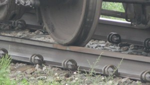 Koszmarny wypadek na torach. Pociąg odciął mężczyźnie stopę
