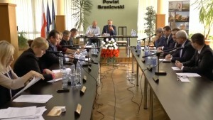 XXX Sesja Rady Powiatu Braniewskiego
