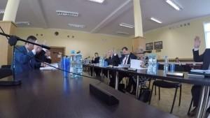 XXXII sesja Rady Powiatu Braniewskiego