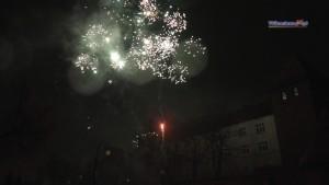 Braniewianie przywitali Nowy Rok