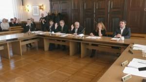 XLI sesja Rady Miejskiej w Braniewie część 1