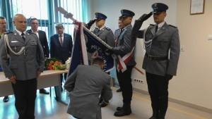 Komisarz Tadeusz Telenga oficjalnie komendantem braniewskiej policji