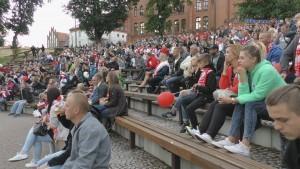 Tak w niedzielę wspieraliśmy naszych w Braniewskiej Strefie Kibica