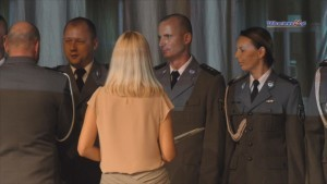 Braniewo: Akademia z okazji święta Policji