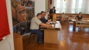 45. sesja Rady Miejskiej w Braniewie - 6.08.2018