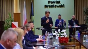 I sesja Rady Powiatu Braniewskiego
