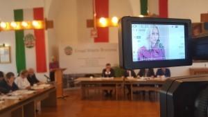 II sesja Rady Miejskiej w Braniewie - retransmisja