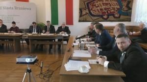 III sesja Rady Miejskiej w Braniewie - retransmisja z 19.12.2018