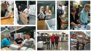 Uczniowie ZSB doskonalili swoje umiejętności w Portugalii