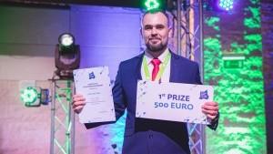 Funkcjonariusz W-MOSG zwycięzcą w konkursie fotograficznym Agencji Frontex…