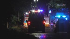 Dramatyczny wypadek pod Braniewem. Nie żyje 18-latek. Kierowca i nastoletni…
