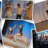Pokaz tańca i akrobatyki. Dzieci zachwyciły publiczność