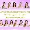 Miss Ziemi Braniewskiej 2018. Głosuj na Miss Internetu!