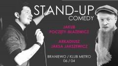 Stand-Up w klubie Metro. Mamy dla was wejściówki!