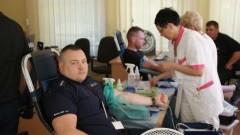 Blisko 12 litrów krwi popłynęło do potrzebujących