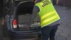 Straż graniczna zatrzymała przemytników papierosów