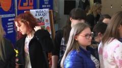 Gimnazjaliści zapoznali się z ofertą szkół