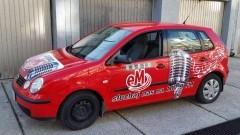 Masz auto firmowe? Wybierz reklamę na samochodzie!