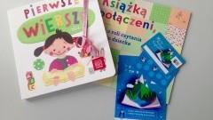 """""""Mała książka – wielki człowiek"""" wyprawka czytelnicza dla trzylatka"""