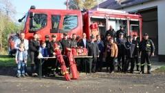 Strażacy z OSP coraz lepiej wyposażeni