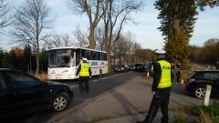 """Braniewscy policjanci podsumowali akcję """"Znicz"""""""