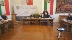 II sesja Rady Miejskiej w Braniewie [na żywo]