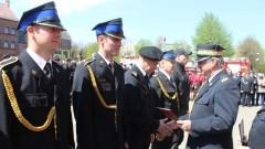 Nagrody, awanse i wyróżnienia. Strażacy obchodzili swoje święto