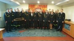Braniewscy strażacy pożegnali kolegę, który odszedł na emeryturę…
