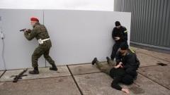 Ćwiczyli umiejętności działania w sytuacjach kryzysowych