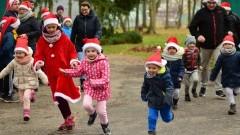 Bieg mikołajkowy zakończył tegoroczny cykl imprez biegowych