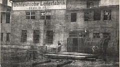 Ze starej płyty - 50-lecie Braniewskich Zakładów Garbarskich