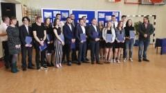 Kolejni uczniowie ZSB z europejskimi certyfikatami
