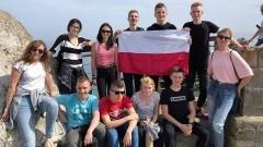 """Uczniowie ZSZ """"Odkrywali Nowe horyzonty"""" w Hiszpanii"""