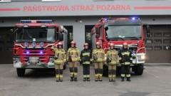 Braniewscy strażacy uczcili poległych powstańców