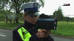Mandat i utrata prawa jazdy dla kierowcy porsche