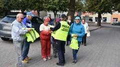 Edukacyjny spacer z seniorami