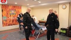 Strażacy zapraszają do udziału w akcji poboru krwi