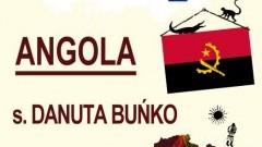 Spotkanie w Klubie Podróżnika - Danuta Buńko o Angoli