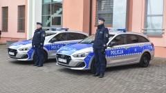 Nowe radiowozy dla braniewskiej policji