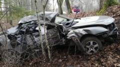 Tragiczny wypadek na drodze Pieniężno - Lelkowo. Nie żyje 37-letni…