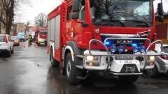 Braniewo: Pożar na Traugutta. Ewakuowano 15 osób