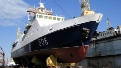 Służby graniczne FR dostaną nowoczesny patrolowiec
