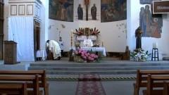 Transmisja mszy św. z Parafii św. Antoniego w Braniewie